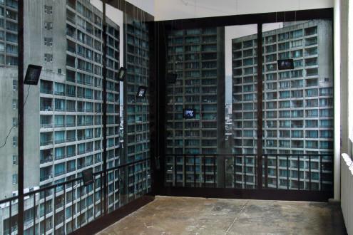 Newsha Tavakolian Look - Installation view, <i>Look</i>, 2012-2013, Design by Arash Sadeghi L N.