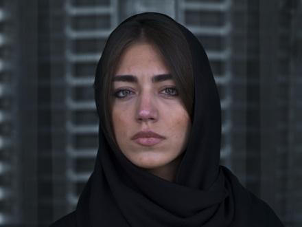 Newsha Tavakolian Look - <i>Look</i>, 2012-2013, Tehran, Iran, 106 x 142 cm.