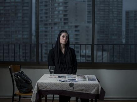 Newsha Tavakolian – Look - Thomas Erben Gallery