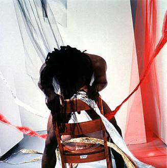 15 Years Thomas Erben - Oladélé Bamgboyé, Celebrate No. 3, 1994. C-print, ed. of 9 (+1 AP), 16.25 x 16 in.
