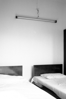 PAT – Unseen, unheard, unexplained - PAT Untitled, Bed Series 1, 2008. Gelatin silver print, 11 x 7.25 in (image size), ed. of 7.
