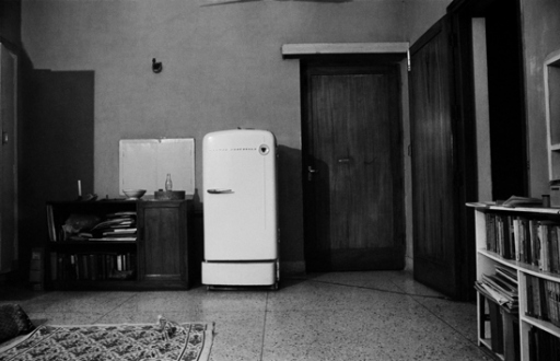 Pablo Bartholomew – Outside In - Home, New Delhi, 1975. Gelatin silver print, edition of 10 (+3 AP), 16 x 24 in.