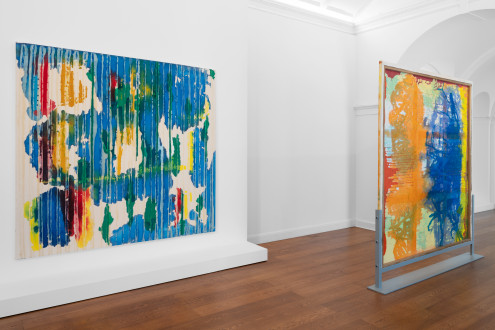 A Focus on Painting, Galerie Thaddaeus Ropac, London - Thomas Erben Gallery