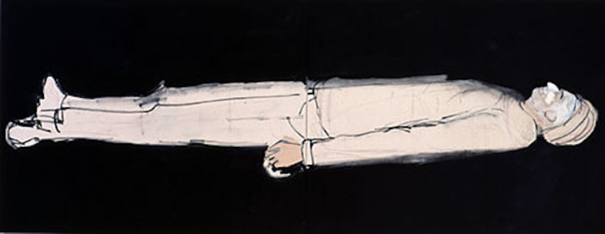 Seth Edenbaum – Marat - Thomas Erben Gallery