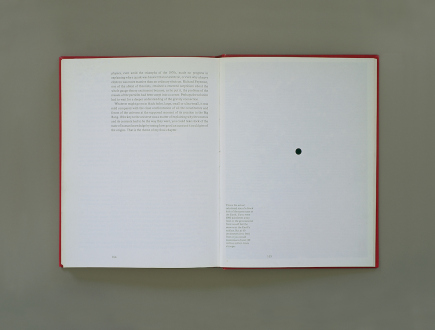 Photography Out of Germany – Sofia Hultén, Annette Kelm, Heinz Peter Knes, Alwin Lay, Michael Schmidt, Kathrin Sonntag, Tobias Zielony. - Sofia Hulten, The Actual Calculated Size of a Black Hole, 2010. Color photograph, framed, 55 x 41 cm ed. 5/6