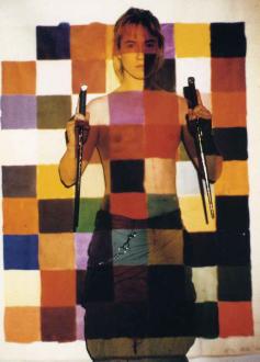 Sarah Rossiter – Velocity - Thomas Erben Gallery