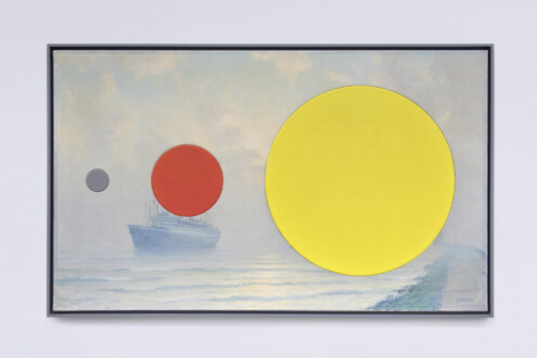 Beautiful Numbers - <i>Oil (1970/2010)</i>, 2021.