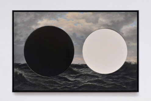 Beautiful Numbers - <i>Suicide II (2000/2015)</i>, 2021.