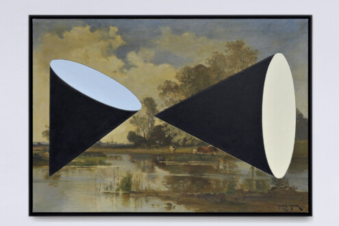 Beautiful Numbers - <i>Water (1990/2015)</i>, 2021.