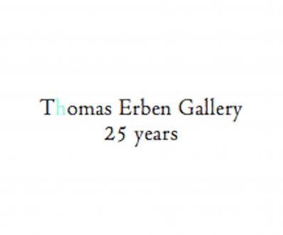 25 years – Thomas Erben Gallery - Thomas Erben Gallery
