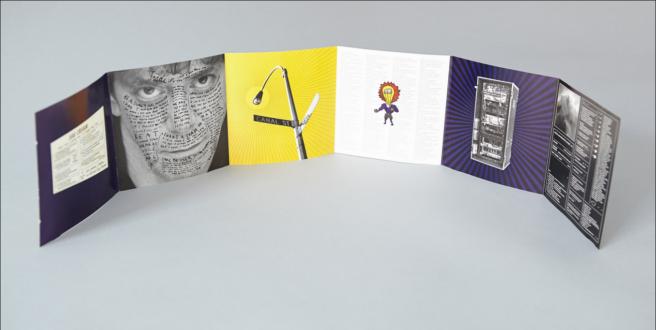 Album Covers - Lou Reed, <i>Set the Twilight Reeling</i>, 1996.