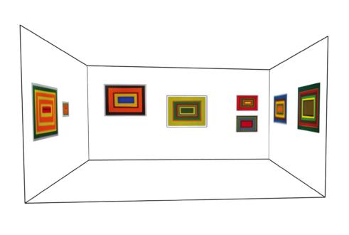 Harriet Korman – Art Basel Miami Beach - Thomas Erben Gallery