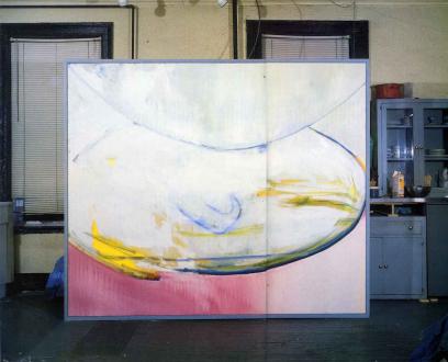 Seth Edenbaum – Recent Paintings - Thomas Erben Gallery