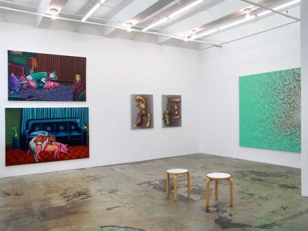 New Selections: South Asia – Vinod Balak, Faiza Butt, Hasan Elahi, Anoka Faruqee, Koshal Hamal, Ehsan ul Haq, Sreshta Rit Premnath, Schandra Singh - Thomas Erben Gallery