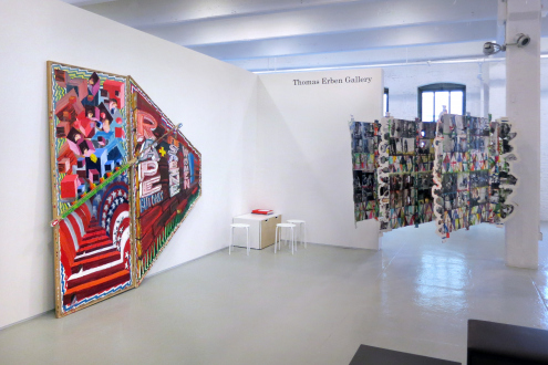 Independent Art Fair 2015 - Installation view from: