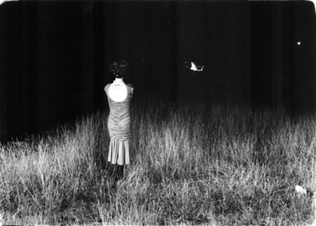 Tejal Shah – What are You? - Tejal Shah, Back to Front I, 2000. Diptych, black and white silver gelatin print on fiber based paper, 16 x 20 in, ed. of 8 (+ 2 AP).