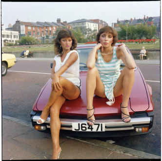Tom Wood – Men and Women - Not Miss New Brighton, 1978/79. C-print, edition of 15 (+2 AP).