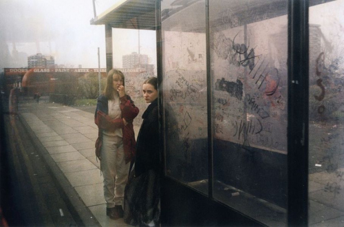 Tom Wood – The Bus Project - Kirkby, ca. 1996. C-print, 12 x 18.5 in, edition of 6 (+1 AP).