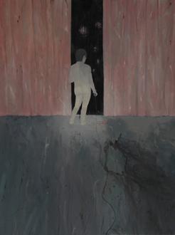 Chen Ke – Li Jikai – Wei Jia - Wei Jia, Hua MuLan, 2007. Acrylic on canvas, 78.75 x 63 in.