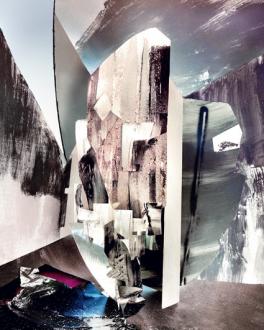 Yamini Nayar – an axe for a wing-bone - Thomas Erben Gallery