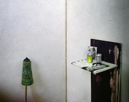 Yamini Nayar - Salute, 2006. C-print, 20 × 24 in. ed of 5 (+2 AP).