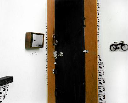 Yamini Nayar - Solid, 2005-6. C-print, 20 × 24 in. ed of 5 (+2 AP).
