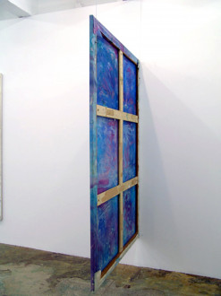 in situ - Installation view, west wall.
