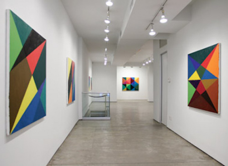 New Paintings (2012) - Thomas Erben Gallery