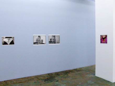 PAT – Unseen, unheard, unexplained - PAT - installation view, north wall.