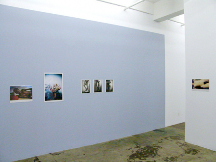 PAT – Unseen, unheard, unexplained - PAT - installation view, south wall.