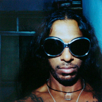 PAT – Unseen, unheard, unexplained - PAT Untitled (Self Portrait, 4), 2003. C-print, 5.25 x 5.25 in (image size), ed. of 7.